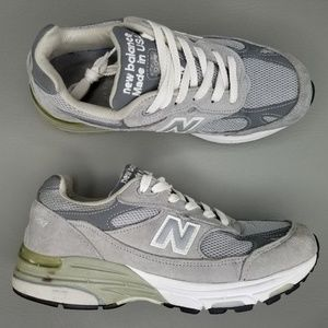 New Balance 993 Made In USA Womens Running Shoes 6